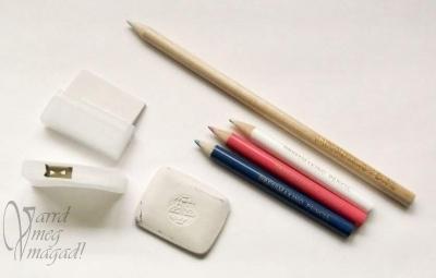 Jelölő kréták és ceruzák